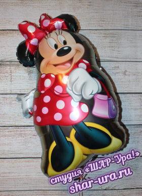 шар мышка с бантом