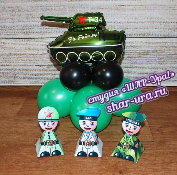 три танкиста три веселых друга