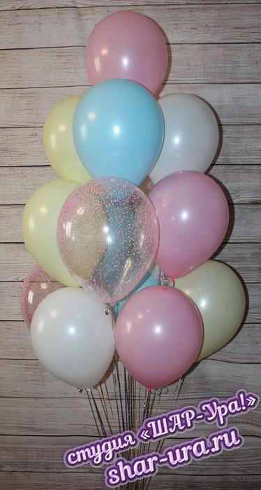 нежные шары