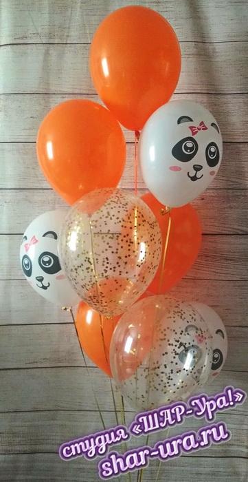 шары панды
