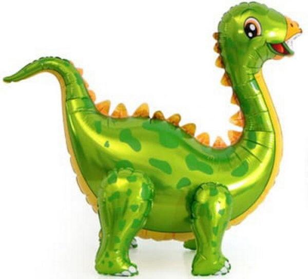 динозаврик зеленый